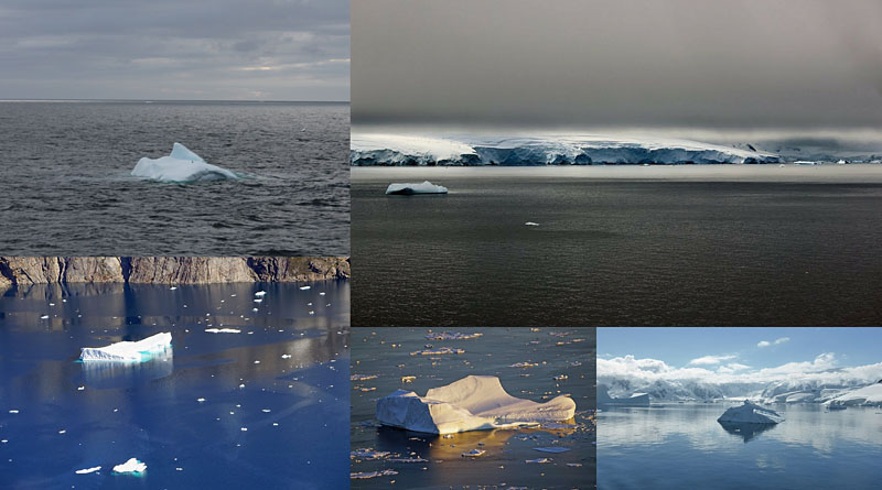 Ice and iceberg detection stabilized thermal marine cameras. Night vision and navigation systems. Strixmarine.