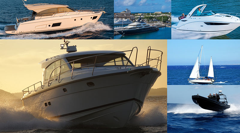 Pleasure craft, motorboats and yachts stabilized thermal marine cameras. Night vision and navigation systems. Strixmarine.